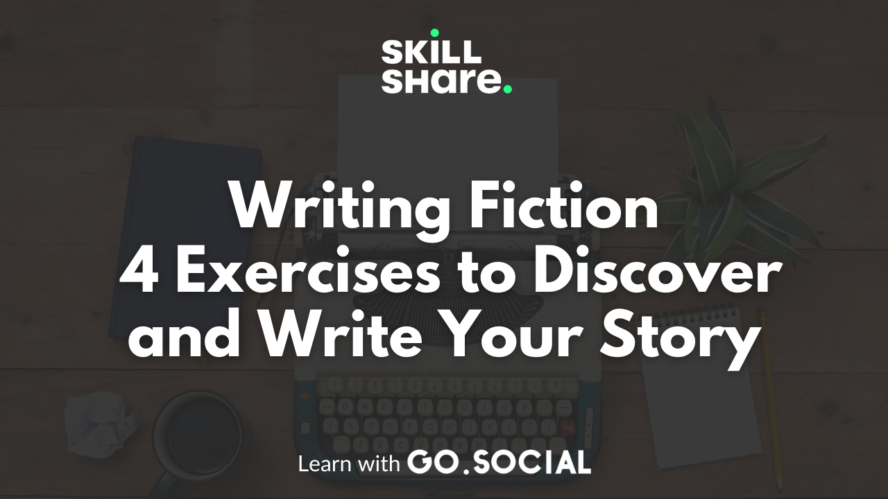 Learn writing fictions Collection