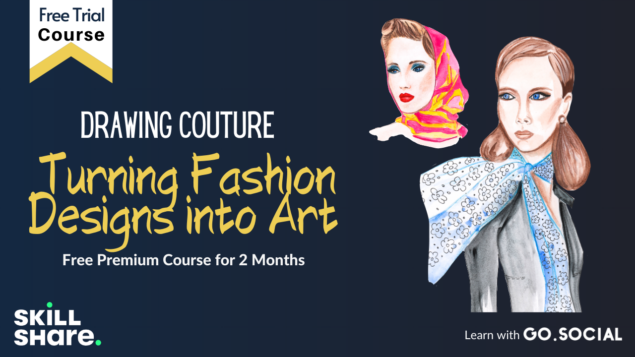 Fashion Drawing Collection
