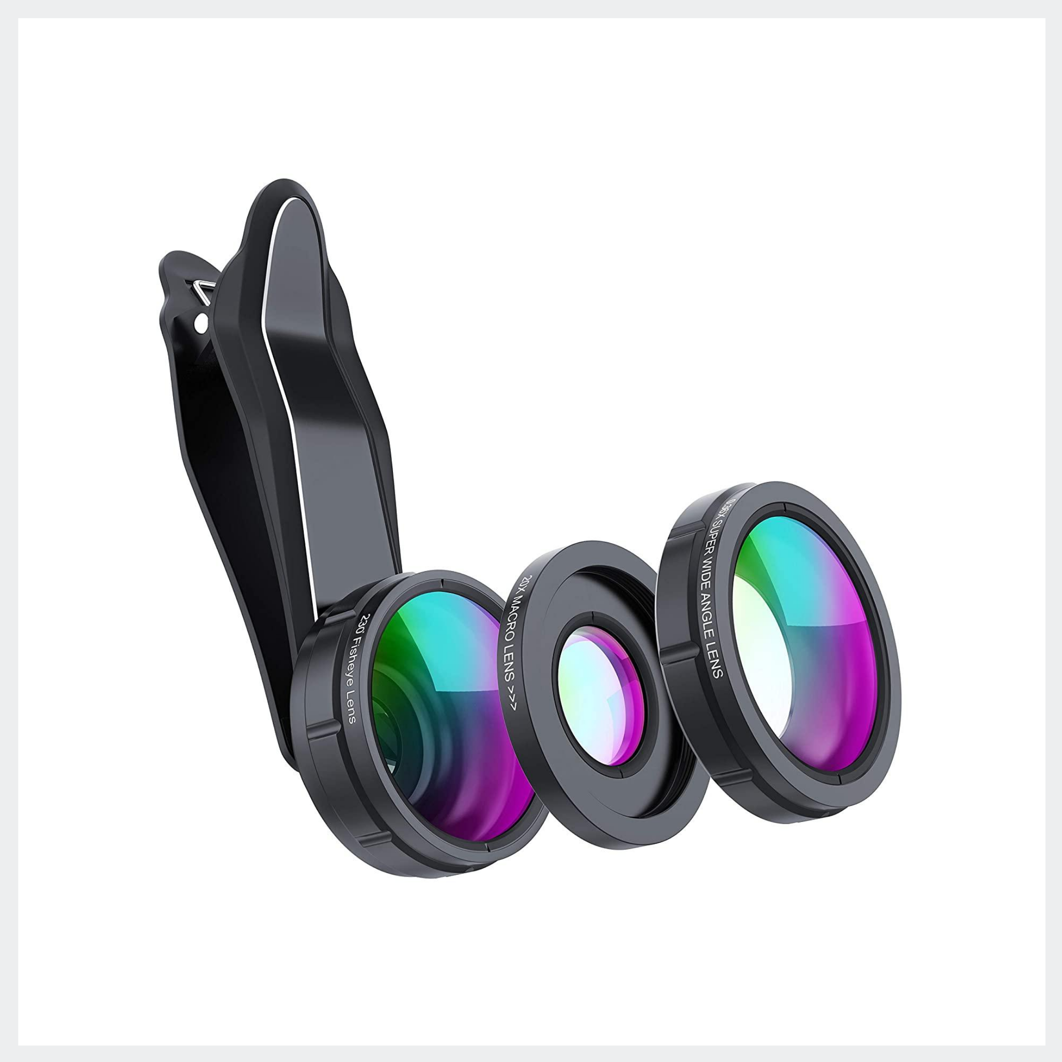 Mobile lenses Collection