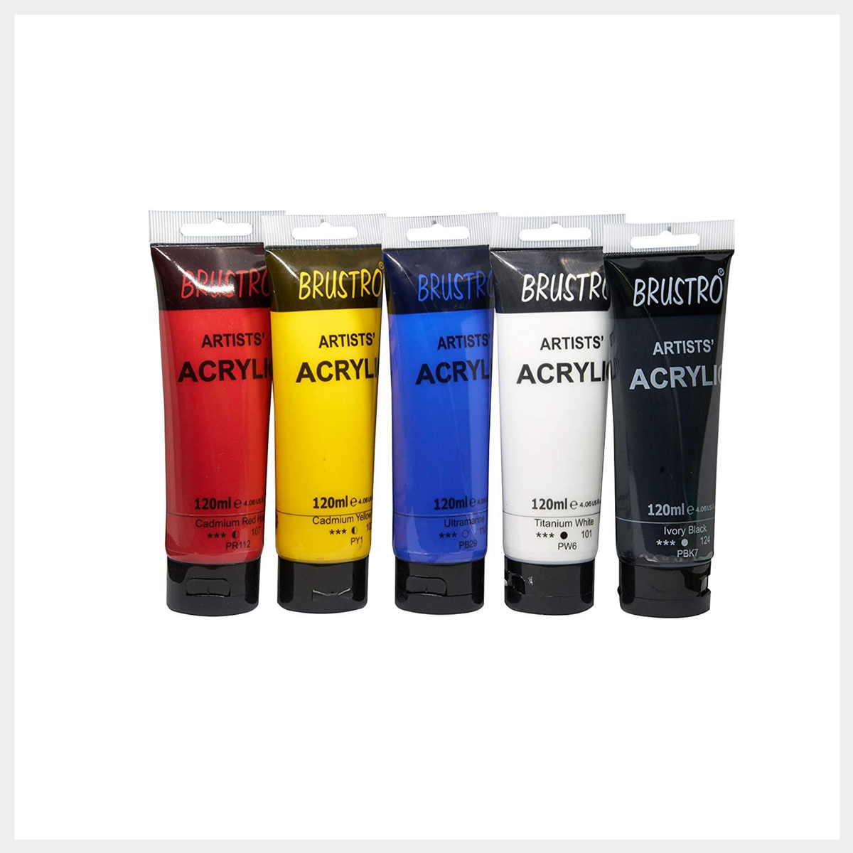 Acrylic colors Collection