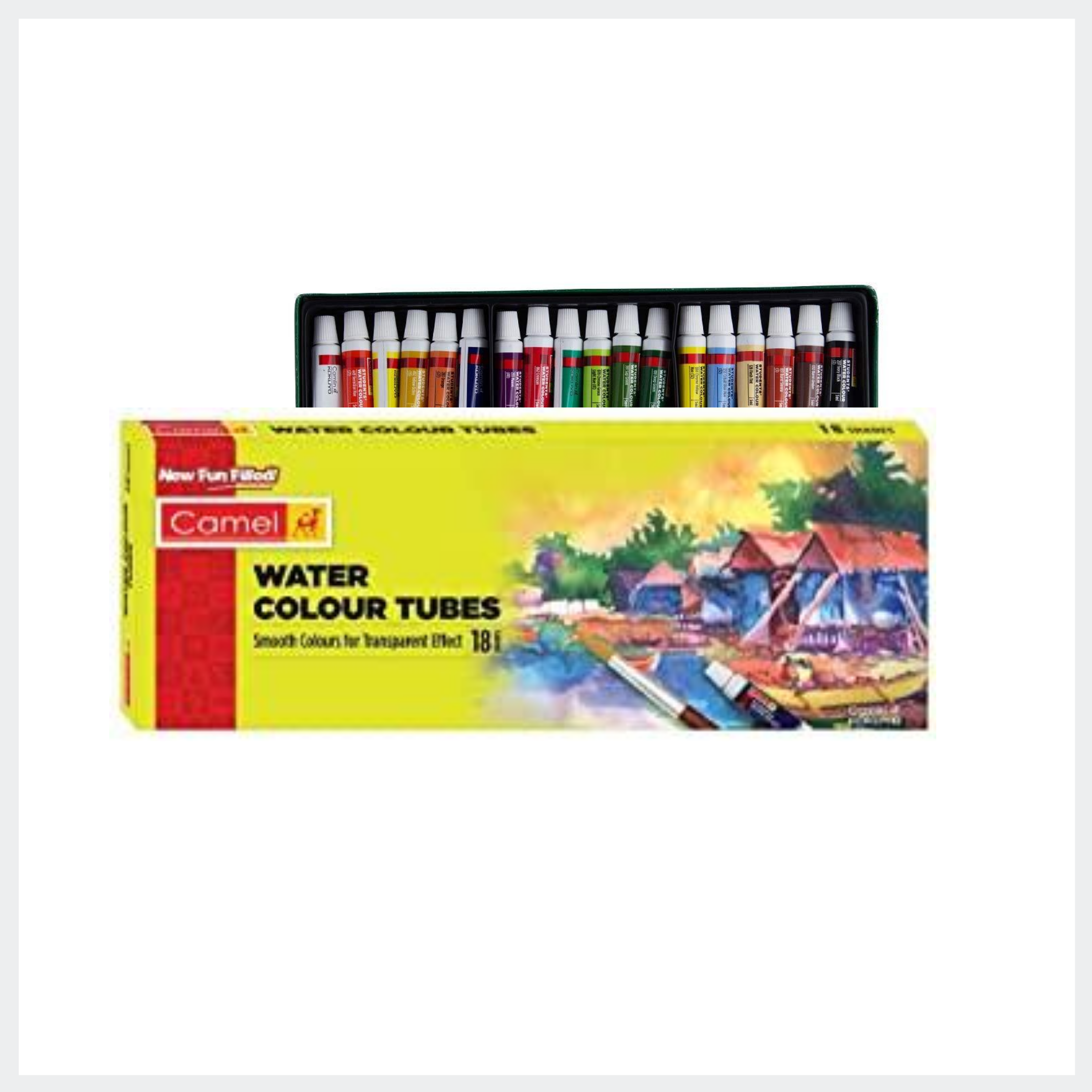 Watercolor Collections Collection