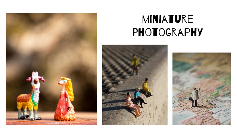 Miniature Photography Challenge