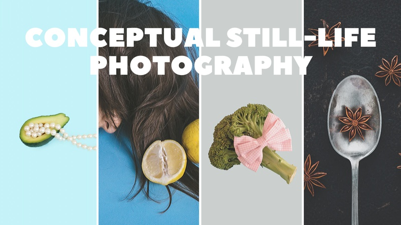 Conceptual Still-life Photography Challenge