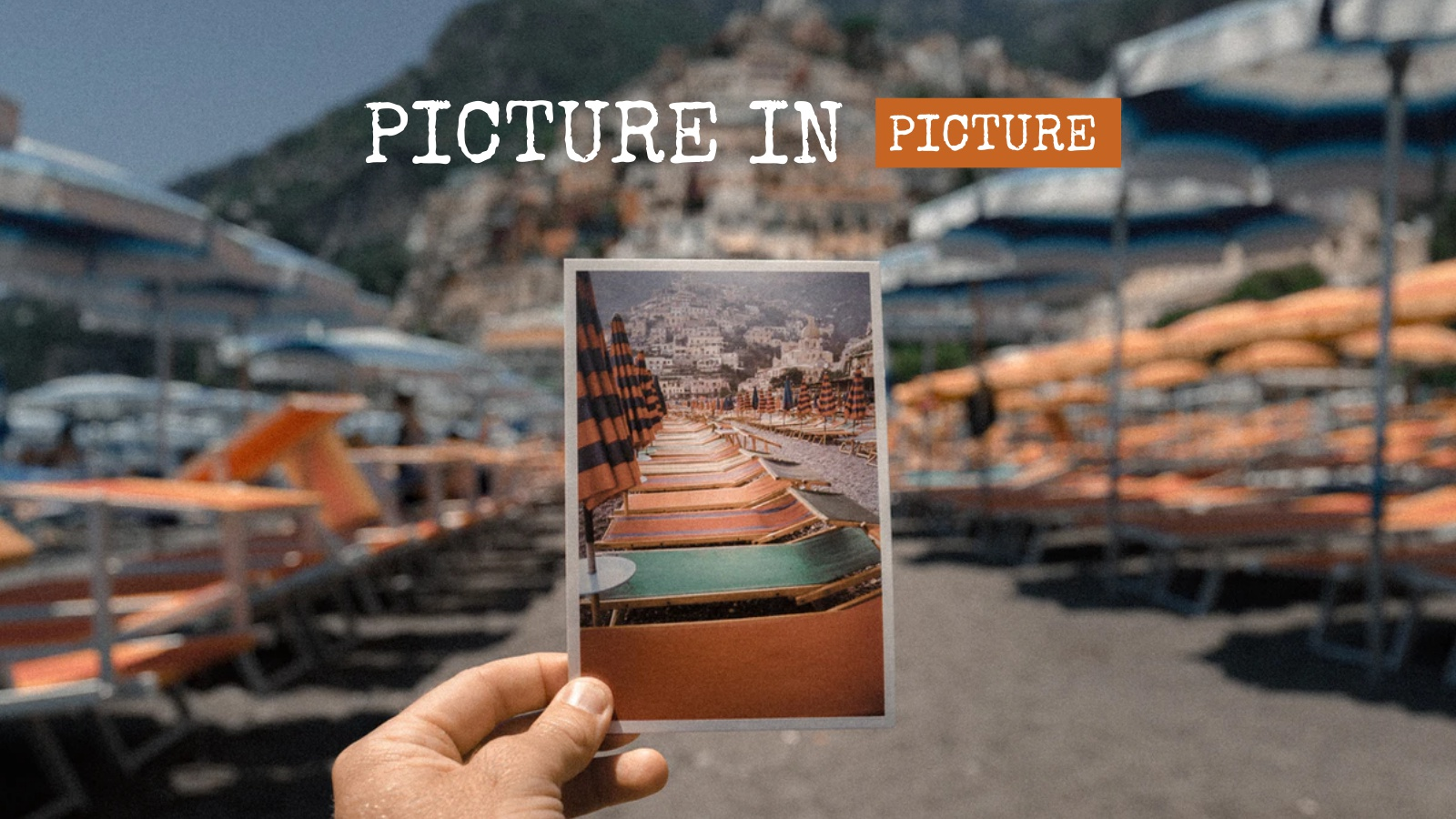 Picture in Picture - Photography Challenge