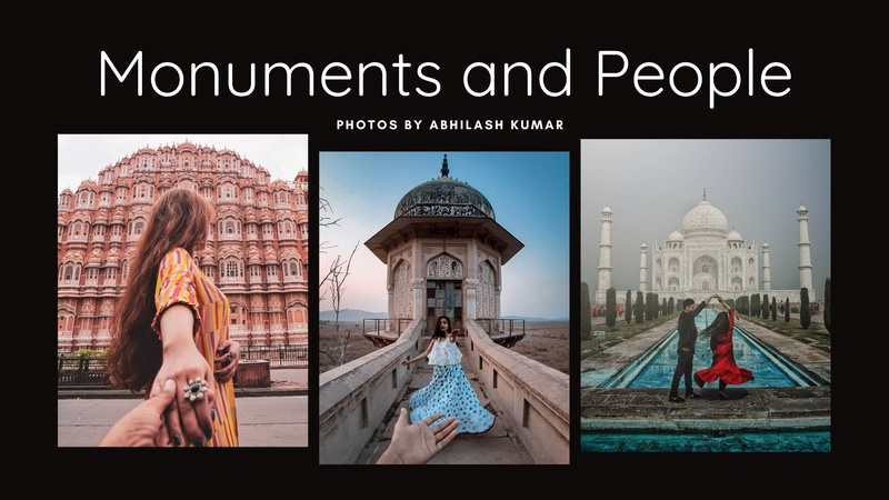 """""""Monuments and People"""" - Photography Challenge"""