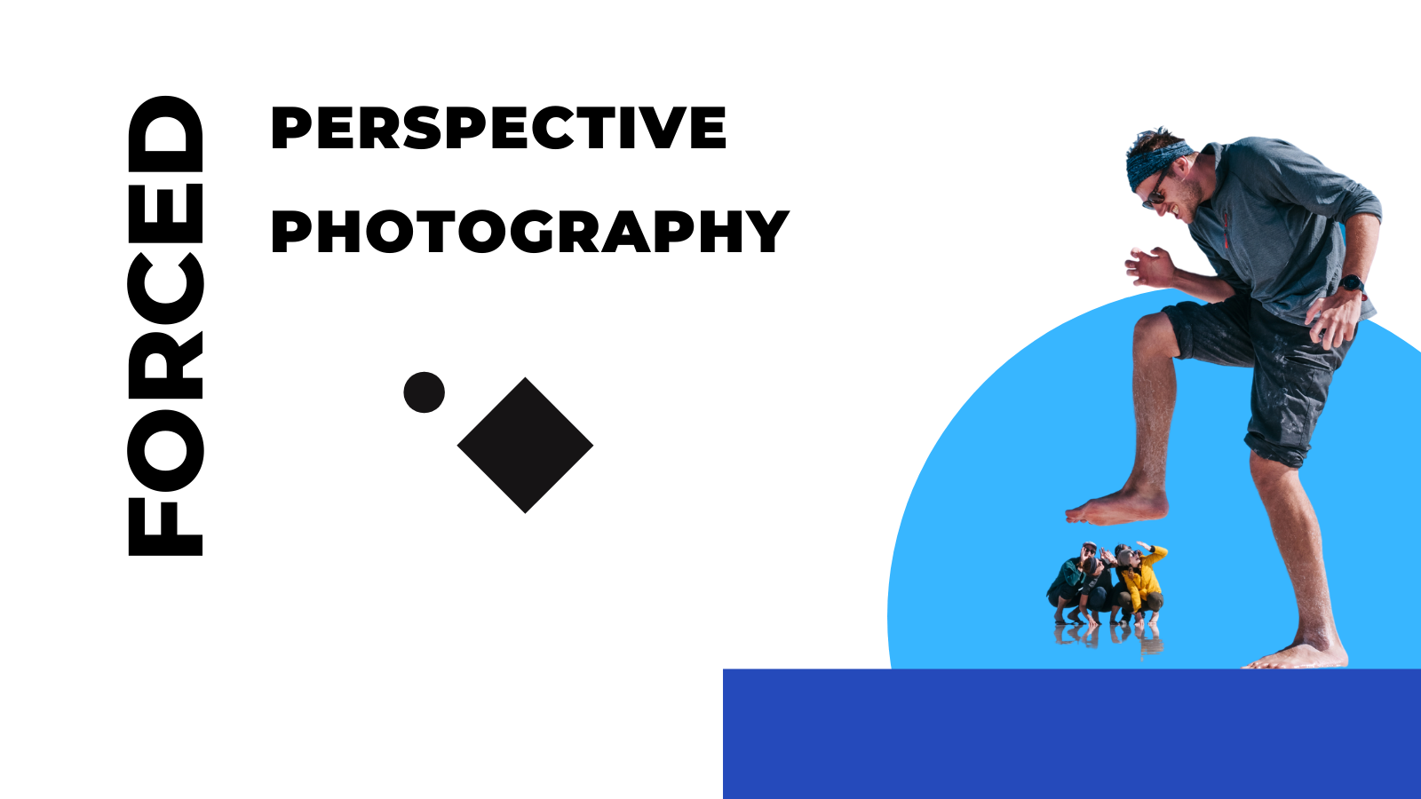 Forced Perspective - Photography Challenge