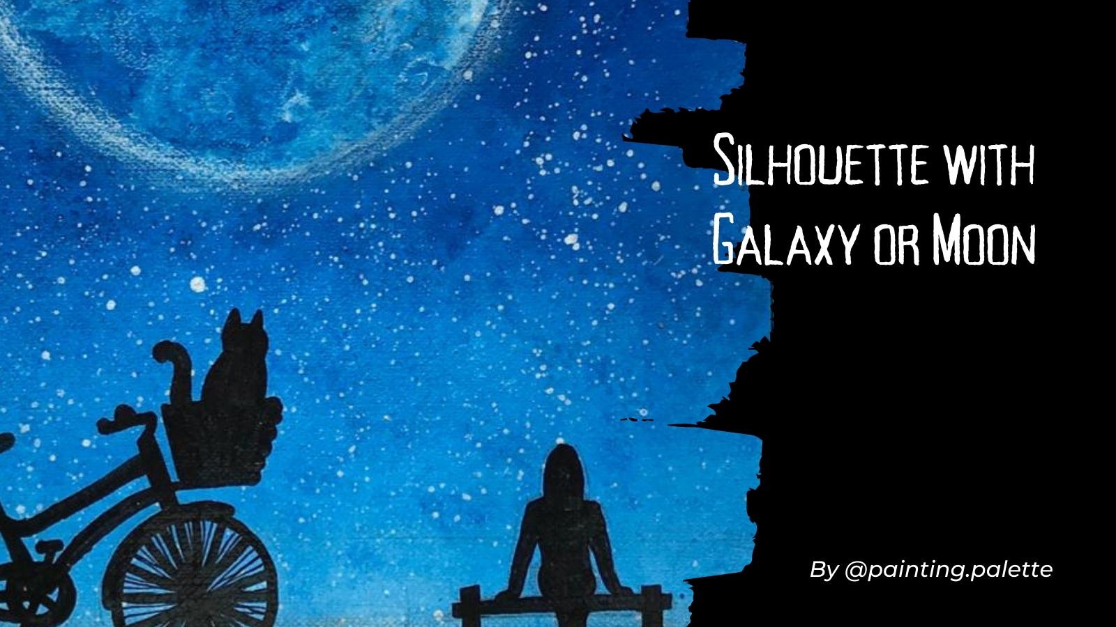 silhouette-with-galaxy-or-moon-art-challenge