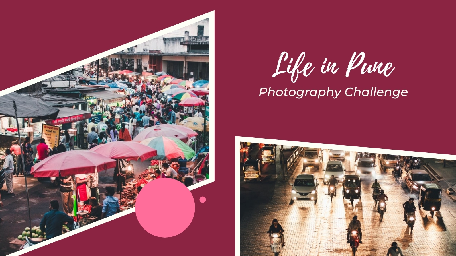 Life in Pune - Photography Challenge