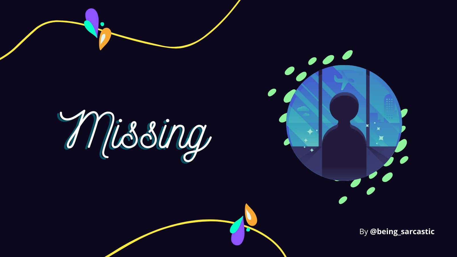 Missing - Writing Prompts