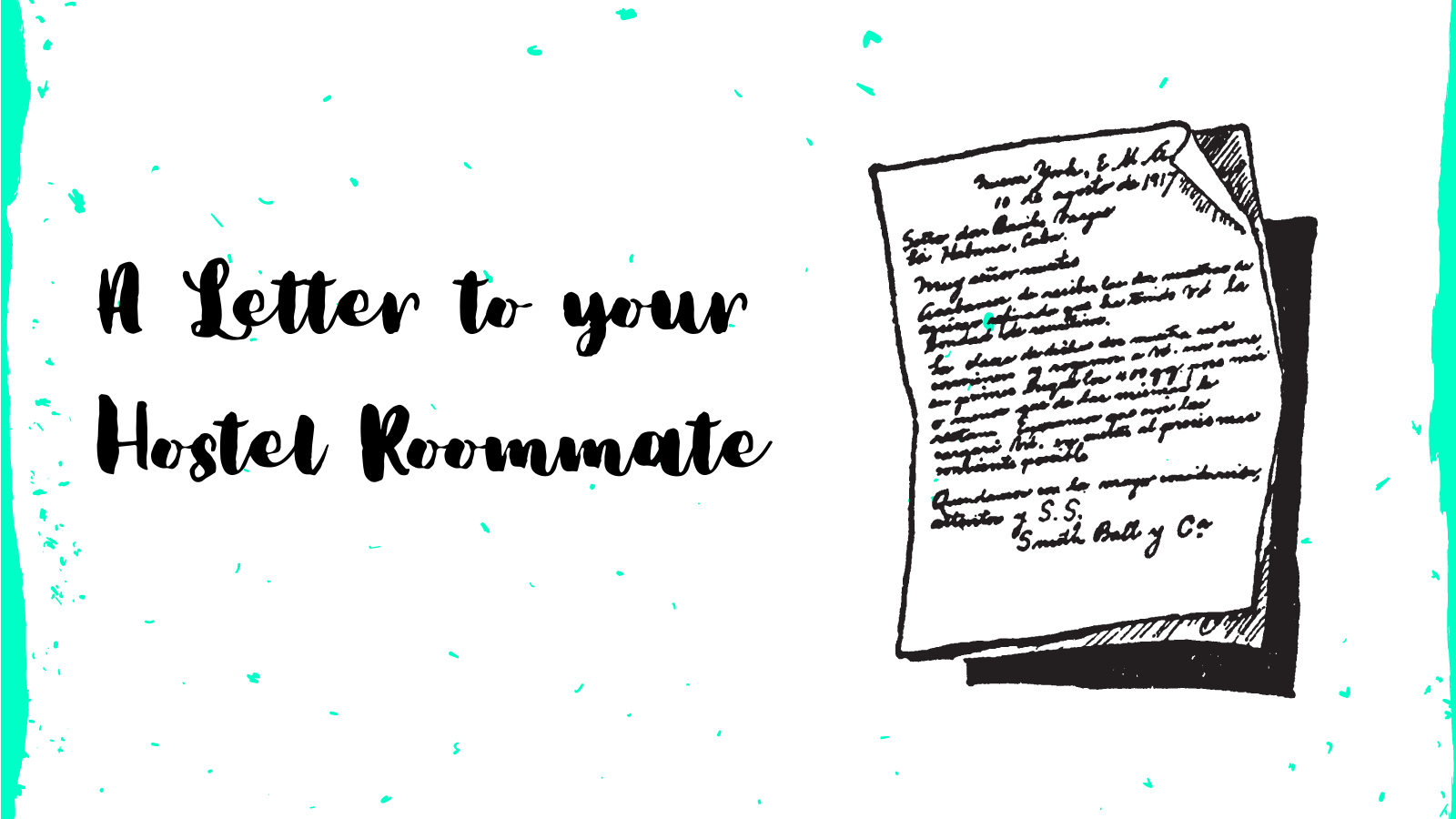 A-letter-to-your-hostel-roommate-writing-challenge