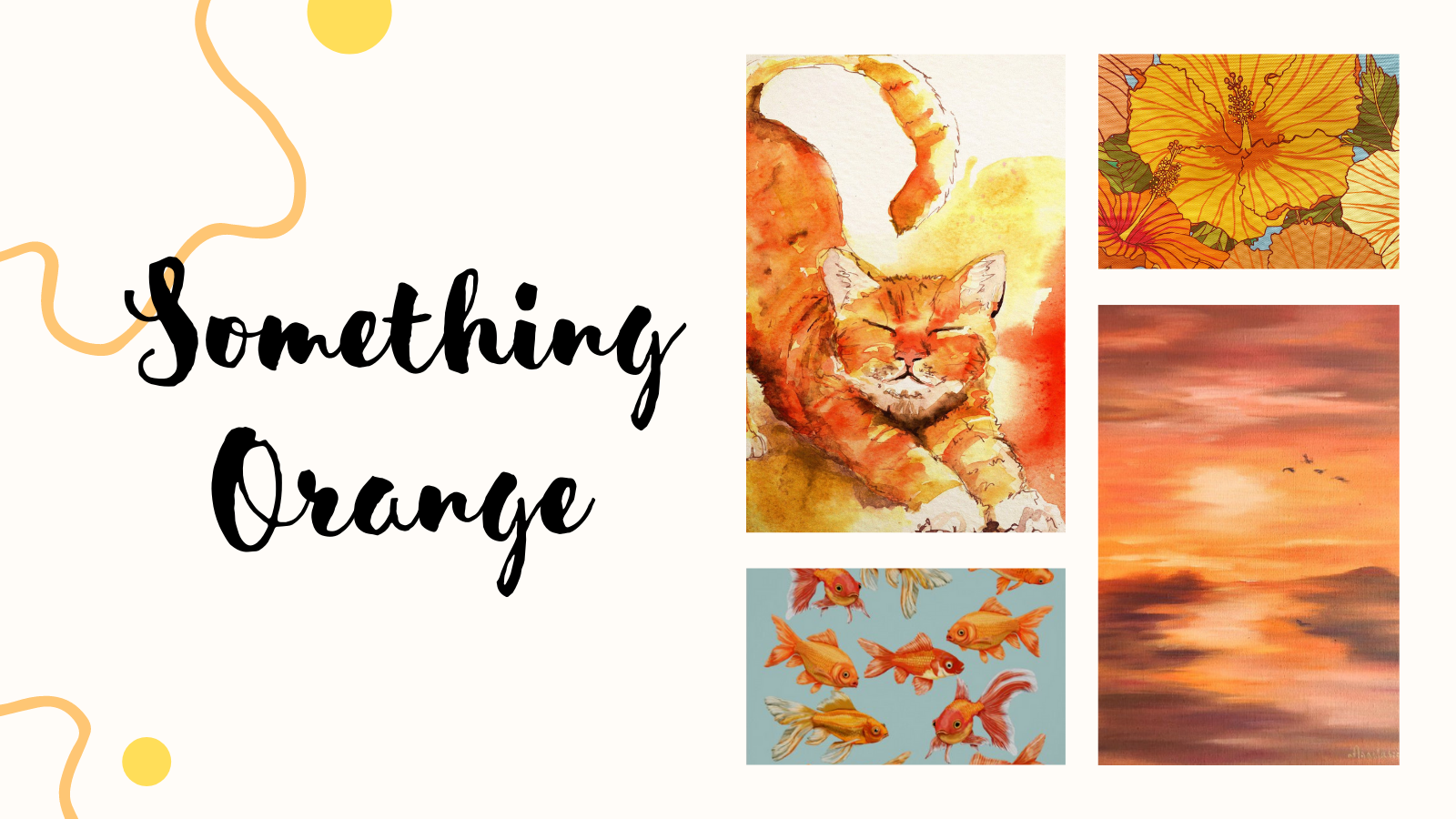 Something-orange-art-challenge
