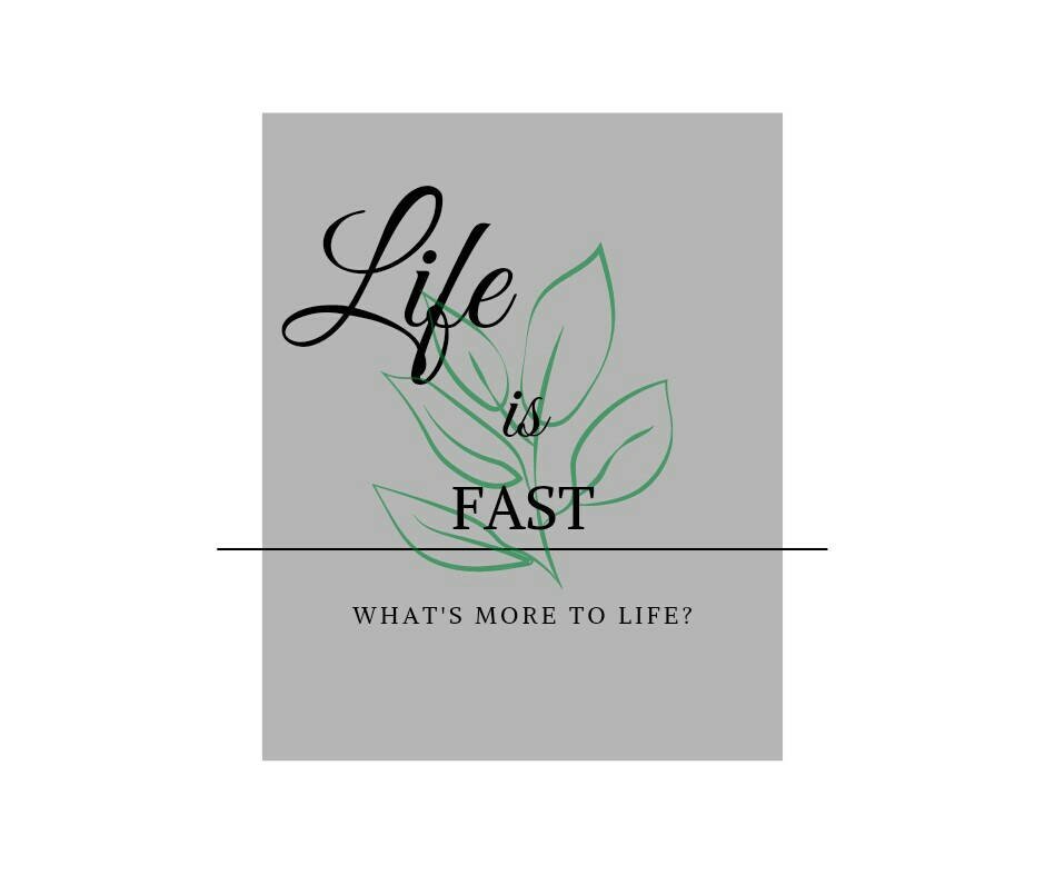 Post by WHAT'S MORE TO LIFE?
